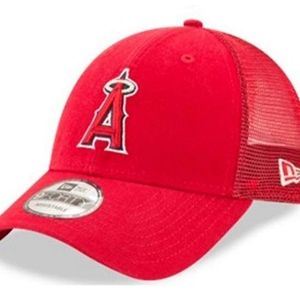 NEW ITEM! NEW ERA 39THIRTY ANGEL'S FITTED HAT